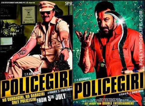 'Policegiri' over the top ear-splitting fun