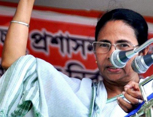 Mamata vows to take revenge on poll panel 'democratically'