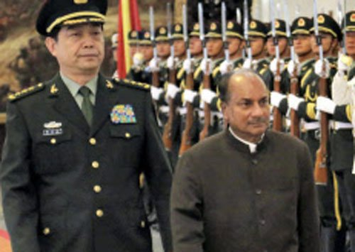 Chinese officials dismiss General's outburst against India