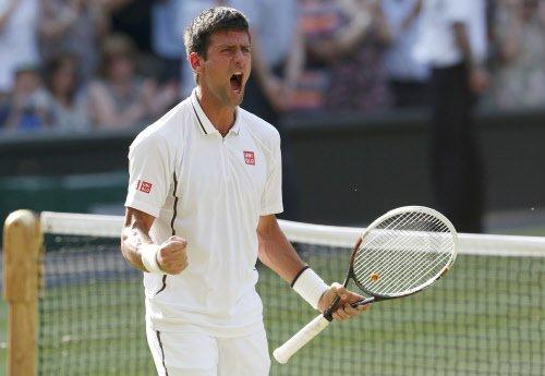 Djokovic the 'Gumby'