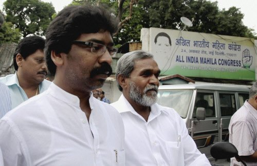 Hemant Soren may stake claim to form government on Tuesday