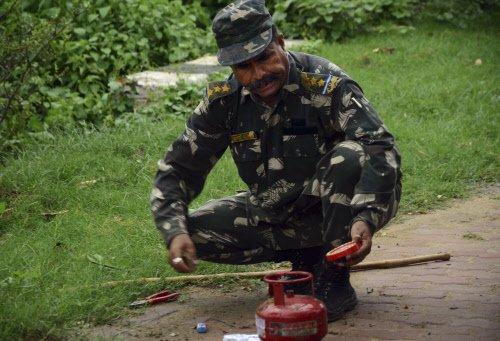 Bodh Gaya bombs had ammonium nitrate, timers