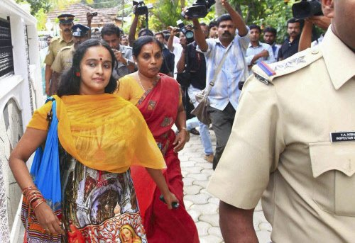 No bail for dancer-actress Shalu Menon