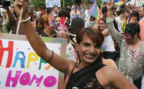 Transgenders cut a music album