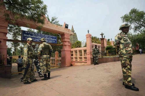 Security tightened at Buddhist sites in Odisha
