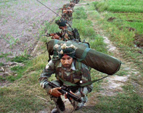 Army jawan injured in mine blast along LoC in Poonch sector