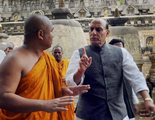 Bodhgaya blasts: BJP slams UPA for failing to tackle terror