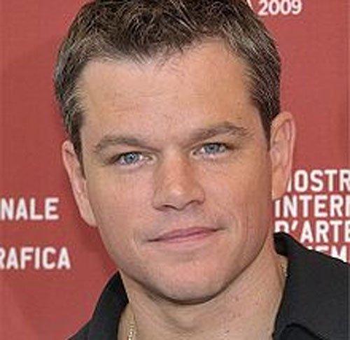 Matt Damon pities Brad Pitt