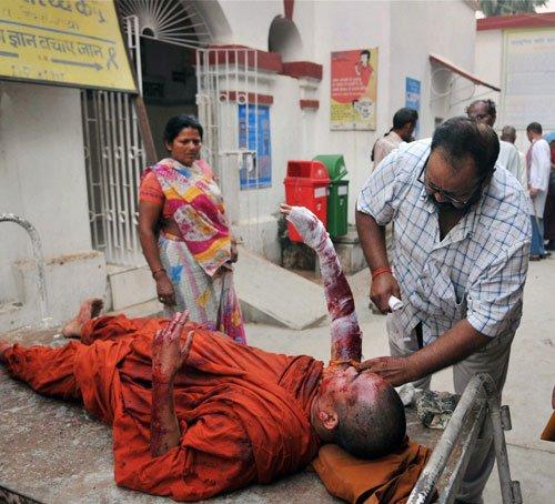 Three FIRs in Bodh Gaya blasts