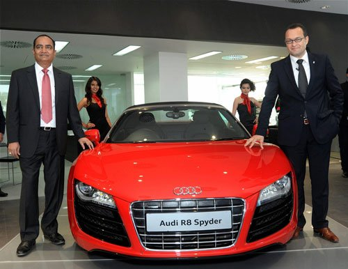 Audi hikes prices by up to Rs 4.42 lakh, Mercedes may follow