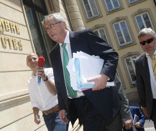 Veteran Luxembourg PM Juncker resigns in spy scandal