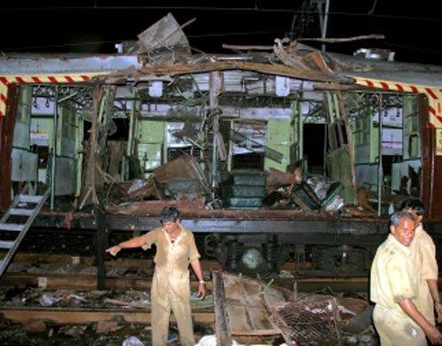 Trial in Mumbai serial train blasts still on