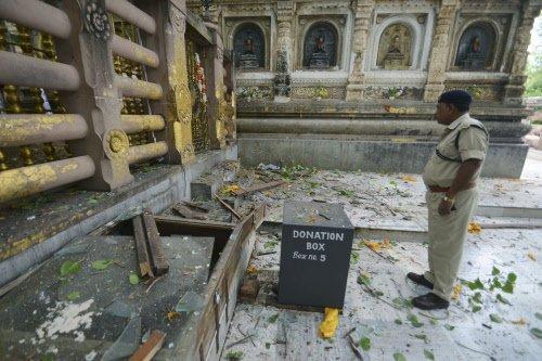 Bodh Gaya blasts: 18 samples sent for DNA test