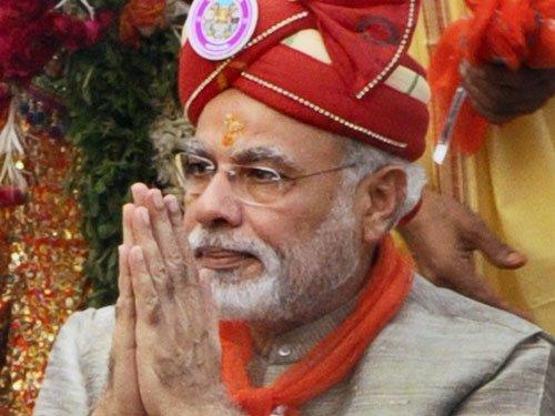 I am a Hindu nationalist, born Hindu: Modi