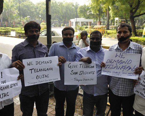 Osmania students lay siege to Cong office