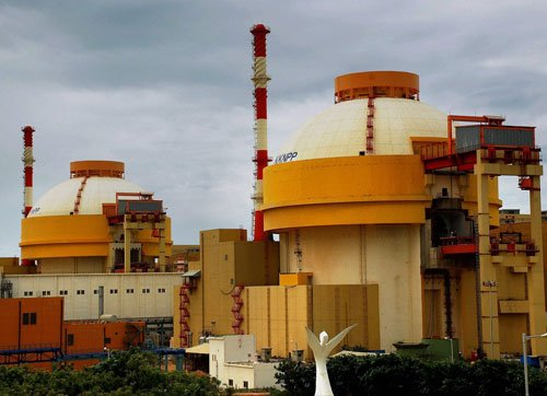 Kudankulam reactor running smoothly