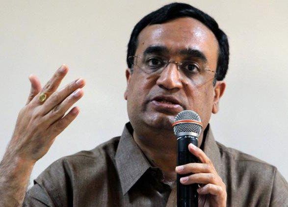 Veil of secularism better than naked communalism: Congress