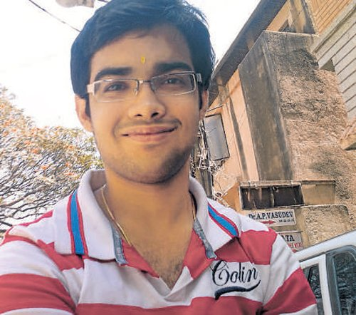 B'lore student bags 6th rank in CA exam