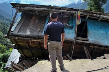 Parts of Indian Himalayan region vulnerable to major quakes
