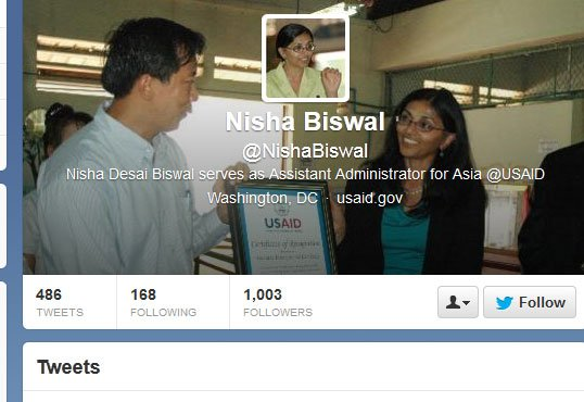 Indian-American nominated for key post in Obama Administration
