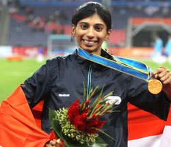 Ashwini set to enter 4x400 relay team