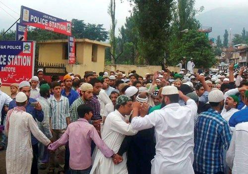 Ramban killings: Fresh violence erupts, over 30 hurt