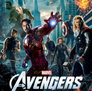 Second Avengers film titled 'The Avengers: Age of Ultron'