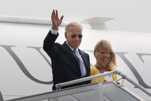 Joe Biden seeks to boost economic ties