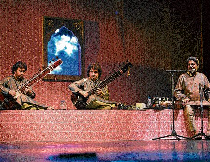 World music comes alive, haveli style