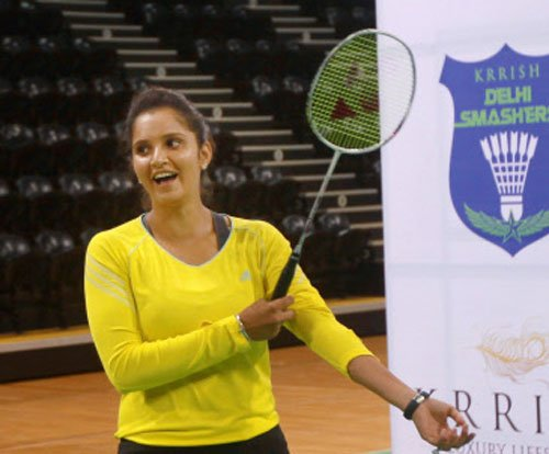 Sania to pair with Zheng