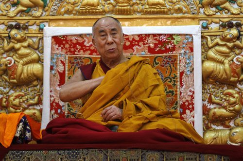 Dalai Lama's security again reviewed after NIA's alert