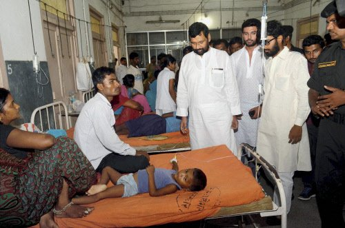 146 Gurgaon students' taken ill after iron dose
