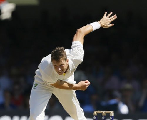 Pattinson out of rest of Ashes