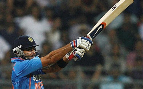 Kohli's hundred fuels India