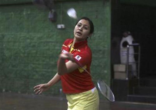 I will let my racquet do the talking, says miffed Jwala