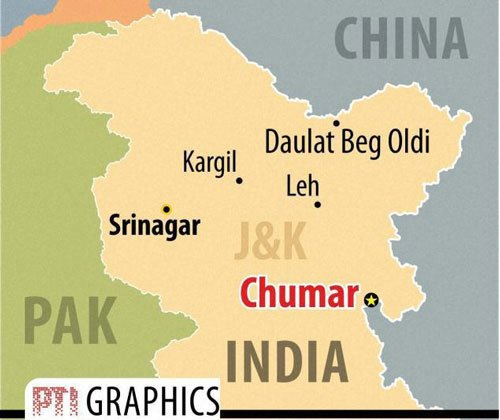 India raises incursions issue with China
