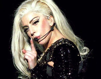 Lady Gaga's cocaine use described in a book