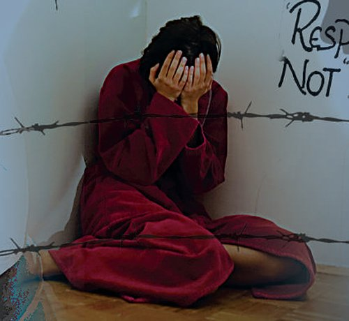 15-year-old mentally challenged girl raped by two teachers