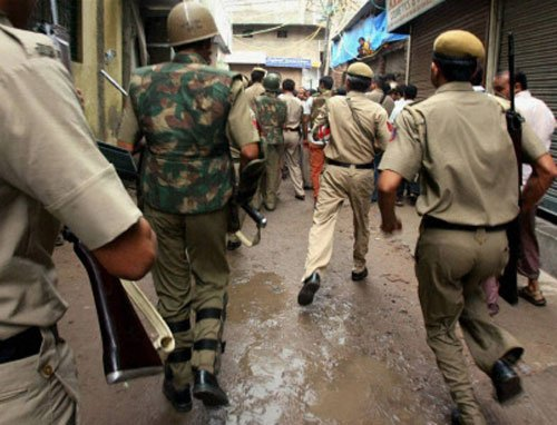 Batla a genuine encounter; glad police could prove:Chidambaram