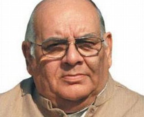 Ex-minister Arun Nehru passes away