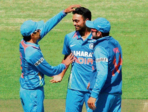 Confident India look to wrap  up series