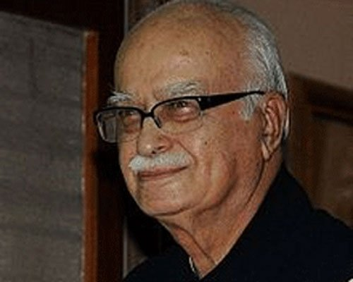 UPA's failure aided NDA, says Advani