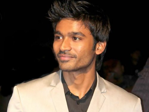 Dhanush celebrates 30th B'day in London