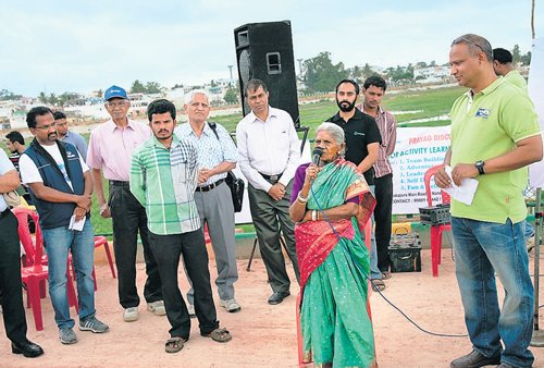 With the toil of residents, Yelahanka lake turns over a new leaf