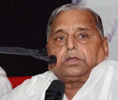 Mulayam opposes  T-statehood