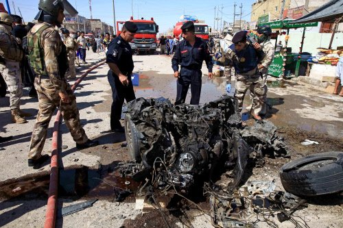 63 killed in Iraq bombings