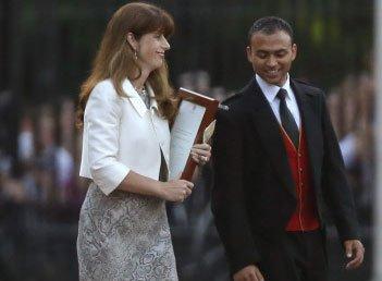 British Queen's Indian footman may lose job