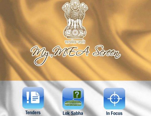 MEAIndia app tops Apple Store
