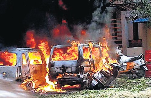 Malleswaram blast suspects wanted for TN murders, too