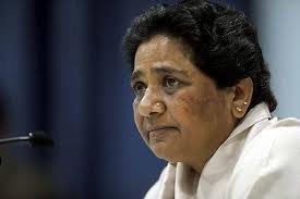 Mayawati demands for splitting UP in 4 parts